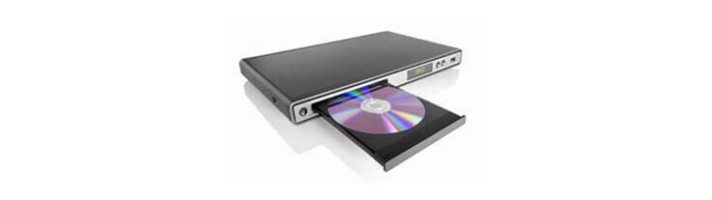 Netflix DVD player